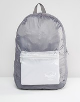 Herschel Supply Co Packable Backpack In Lightweight Ripstop Fabric 24l