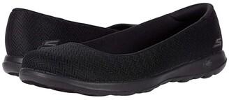 SKECHERS Performance Go Walk Lite (Black) Women's Flat Shoes