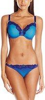 Lunaire Women's Barbados Mesh Underwire Bra and Bikini Set