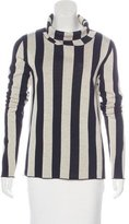 Jean Paul Gaultier Wool Striped Sweater
