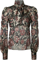 Anna Sui pussy bow blouse