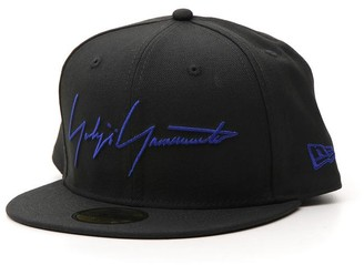 Yohji Yamamoto Embroidered Logo Hat