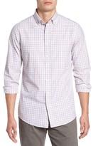 Rodd & Gunn Men's Carterton Sports Fit Plaid Sport Shirt