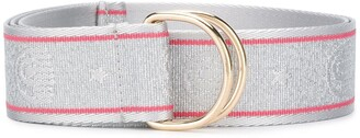 Chiara Ferragni Metallic Belt