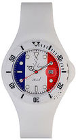 Toy Watch ToyWatch JYF02FR Unisex White Dial White Plastic