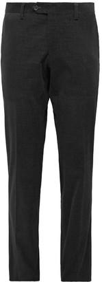 Lardini Slim-Fit Cotton-Blend Corduroy Suit Trousers