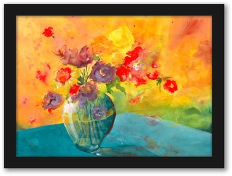 "Americanflat ""Large Vase"" Framed Wall Art"