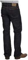 John Varvatos Authentic Fit Jean in Dark Indigo (Dark Indigo) - Apparel