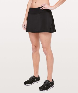 Lululemon Play Off The Pleats Skirt *13""