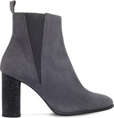 Carvela Spectre suede heeled ankle boots