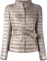 Herno high neck puffer jacket - women - Nylon - 40