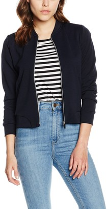 New Look Women's Marcella Bomber Long Sleeve Jacket