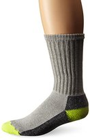 Wigwam Men's At Work Foreman Midweight Cushioned Sole Crew Sock
