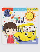 Marks and Spencer Little Baby Bum the Wheels on the Bus