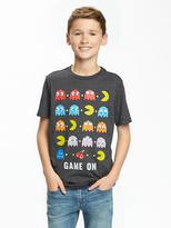 "Old Navy Pac-Man ""Game On"" Tee for Boys"