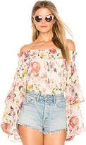 Yumi Kim Saved By The Bell Top in Pink. - size XS (also in )