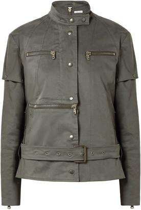 Tomas Maier Convertible Cotton-blend Jacket