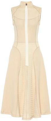 Jil Sander Knitted midi dress