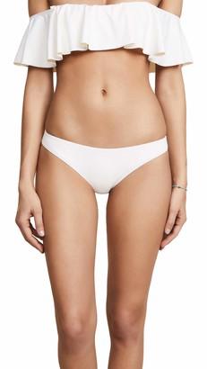 Eberjey Women's So Solid Valentina Bikini Bottom