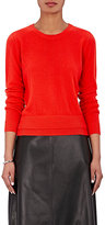 Barneys New York Women's Cashmere Tie-Back Sweater