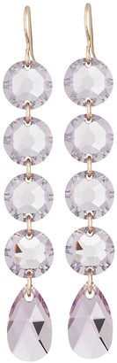 Short & Suite Crystal Drop Earrings