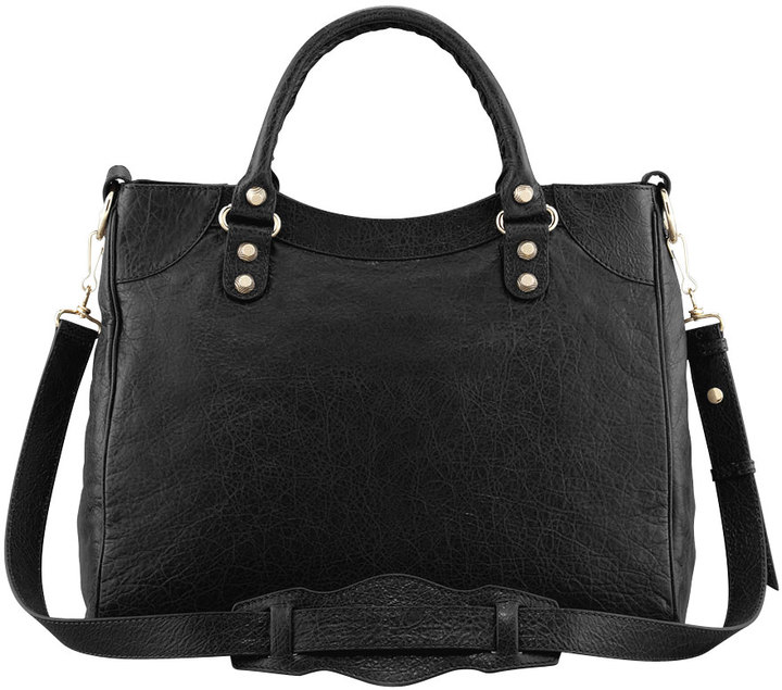 Balenciaga Giant 12 Golden Velo Bag, Black