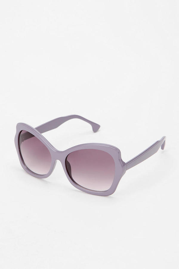 Urban Outfitters Curvaceous Sunglasses