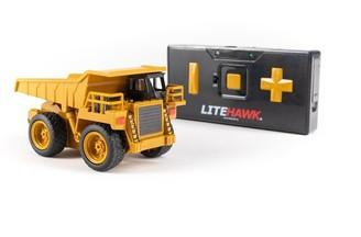 LiteHawk Wee Construction - Dump Truck