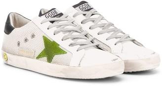 SuperStar TEEN low-top sneakers