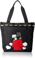 Le Sport Sac X Peanuts Small Deluxe Hailey Tote Bag