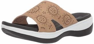AdTec Ad Tec Women's Sandal Comfortable Sandals with Rubber Sole Designer Flip Flops (Beige Numeric_10)