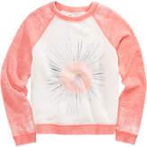 Roxy Graphic-Print Pullover Sweatshirt, Big Girls