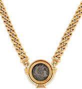 Bvlgari Alexandre Le Grand Coin Necklace