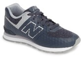 New Balance Boy's 574 Breathe Sneaker
