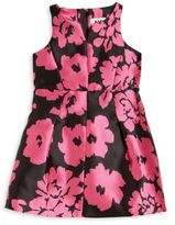 Milly Minis Girl's Floral Print Racerback Dress