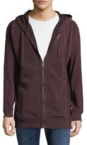 BLK DNM 80 Hood Solid Sweatshirt