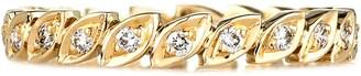 Couture Sethi Leaf Diamond Ring
