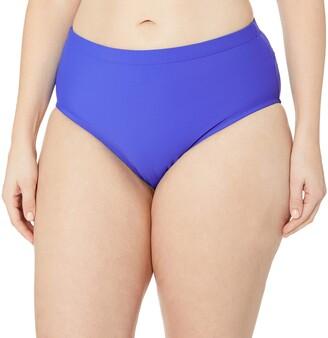 Penbrooke Women's Tummy Control Brief Bikini Bottom