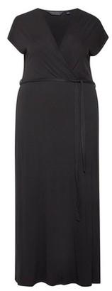 Dorothy Perkins Womens **Dp Curve Black Maxi Dress, Black