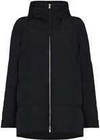 Thumbnail for your product : Jil Sander Zip-Up Oversized Puffer Jacket