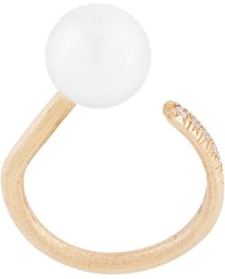 hum Pearl Ring