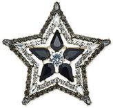 INC International Concepts Anna Sui x Silver-Tone Stone & Crystal Star Pin, Created for Macy's