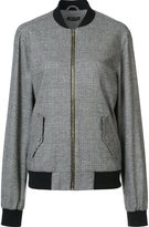 Sophie Theallet prince of wales pattern bomber