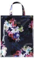 Harrods Medium Floral Shopper Bag