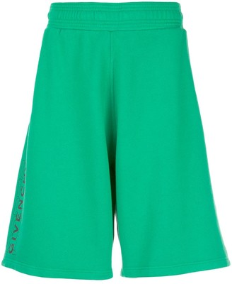 Givenchy Athleisure Track Shorts