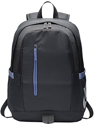 Nike All Access Soleday Backpack - 2 (Iron Grey/Light Thistle/White) Backpack Bags