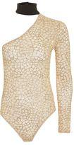 Jaded London **glitter mesh body