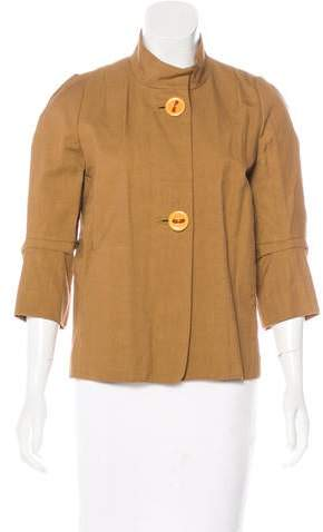 Marni Casual Button-Up Jacket
