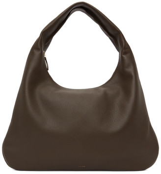 The Row Brown Everyday Shoulder Bag