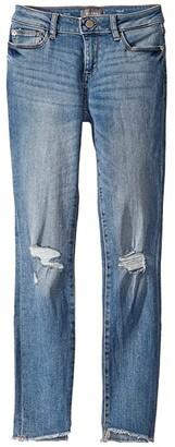 DL1961 Kids Chloe Skinny in Gulfstream (Big Kids) (Gulfstream) Girl's Jeans